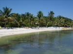 Beach at Caribbean Villass