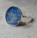 Belizean sky ring $25 Usd