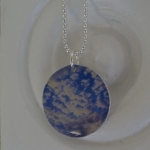 Belize sky Necklace $15 USD