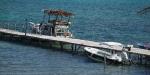 Palapa boat