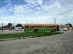 Bus from Southern Belize - James Bus Line Punta Gourda Belize