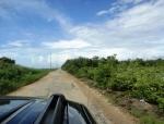 I love driving on dirt roads