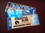 New Boarding passes