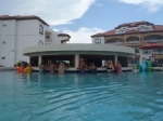 Grand Caribe Pool bar
