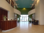 Grand Caribe Belize Lobby