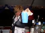 RLD haning over pinapple rum punch