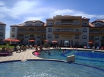 Grand Caribe Resort pool