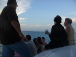 Catamaran fans