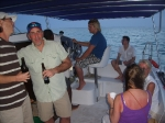More catamaran fans