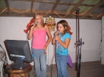 Karoke at Roadkill Bar
