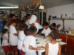 San Pedro Summer camp at Pedro\'s Pizza