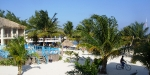 Exotic Caye veranda view