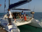 Seaduction Catamaran