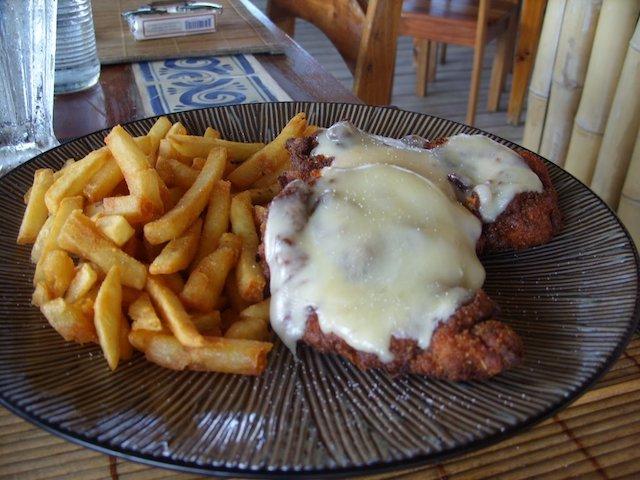 Portofino restaurant food