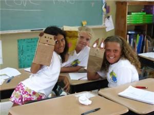 humane education classes Belize