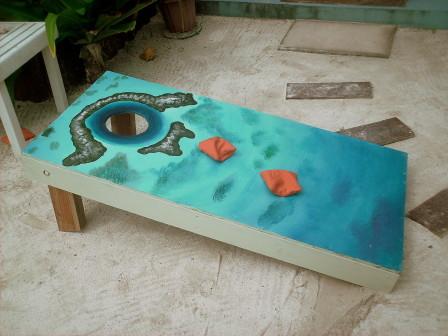 blue hole diving