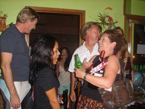 Lime Bar Ambergris Caye