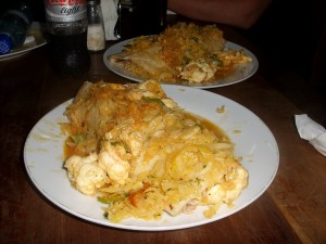 lobster burrito waruguma