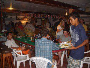Paella Night at Pedro's