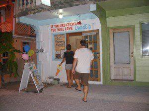 Belize icecream