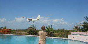Guillermo taking plane pics