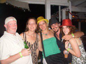Tommy, Mary, Sara, Libby, Chris and Libby