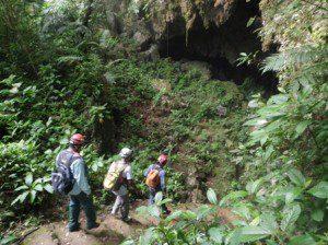 Cave Evac Drill St. Hermans Cave