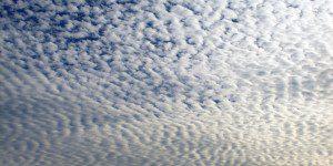 Interesting cloud patterns