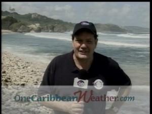 Joey Stevens One Caribbean Weather