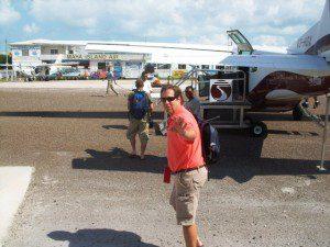 Tropic Air Cessna Caravan San Pedro Belize