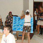 Deni Eiley Fundraiser Playa Lounge Beach Bar Belize