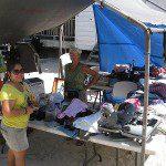 Deni Eiley Fundraiser BC's Beach Bar Belize