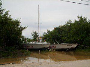 Tropical Storm Matthew Belize