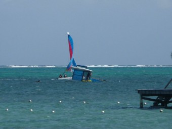 San Pedro Belize Sailing