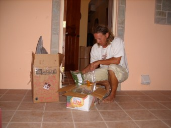Organic Belize Farming