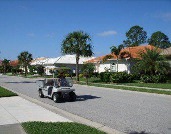 Gated Golf Community Florida