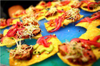 Taste of Playa 2011 international culinary event