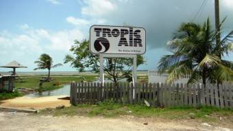 Tropic Air Belize Municipal Airport