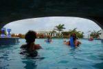 Aquafit class San Pedro Fitness Club Belize