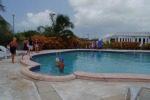 Saturday Morning Aquafit Class San Pedro Belize