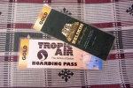 Tropic Air Belize boaring passes