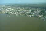 Belize Areal picture