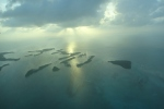 Belize areal pictures