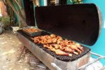 Belize barbecue
