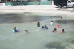 Tropical swimming Lessons San Pedro Belize
