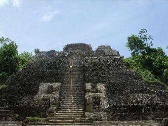 Maya cities