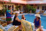 belize beach resort pool