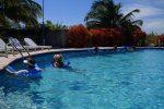 public pool ambergris caye belize