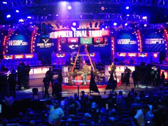world series of poker 2011 pictures