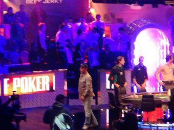 Belize Poker Player Bob Bounahra